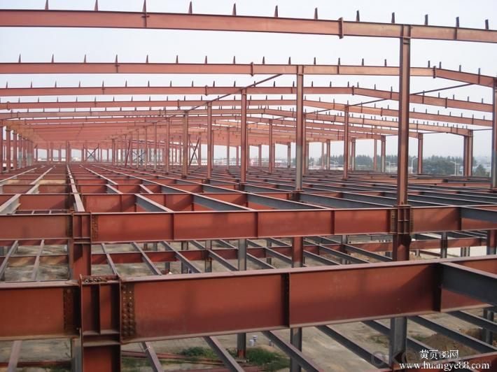 Prefabricated Steel Structure Components