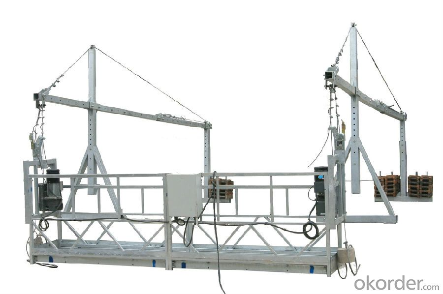 ZLP500 LTD5 Hoist 500 kg Suspended Access Platform Scaffold Systems