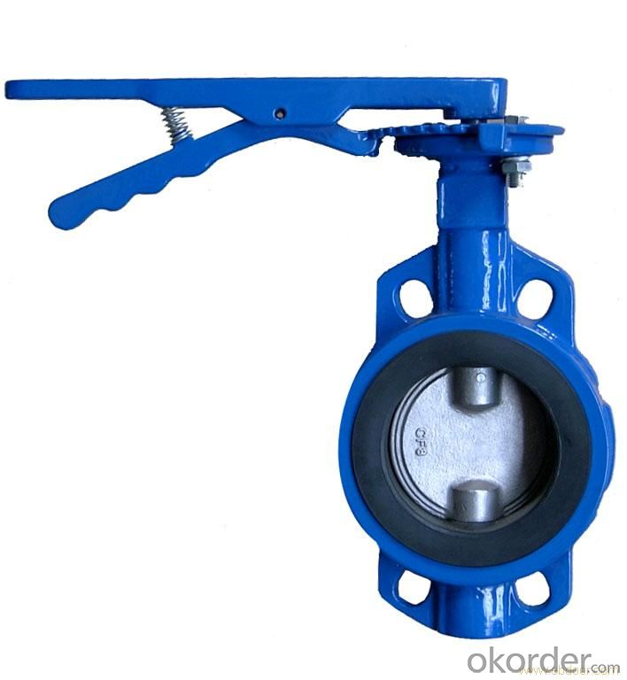 Butterfly Valve DN200 BS5163 with Hand Wheel Made in China