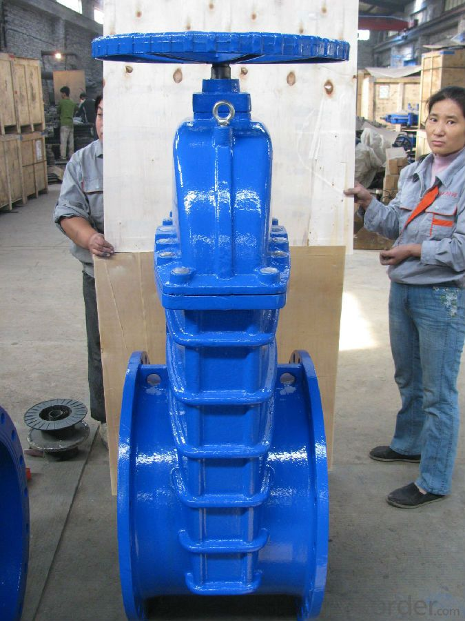 Gate Valves Ductile Iron Cast Iron  Manufacturing