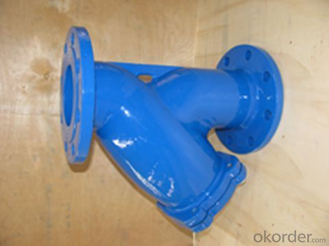 Resilient Seated Ductile Iron Gate Valve