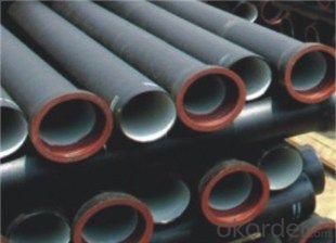 Ductile Iron Pipe ISO 2531 / EN 545 K9,