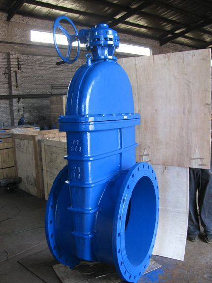 DUCTILE IRON VALVE Industry Valve with Competitive Price from 30year Old Valve Manufacturer