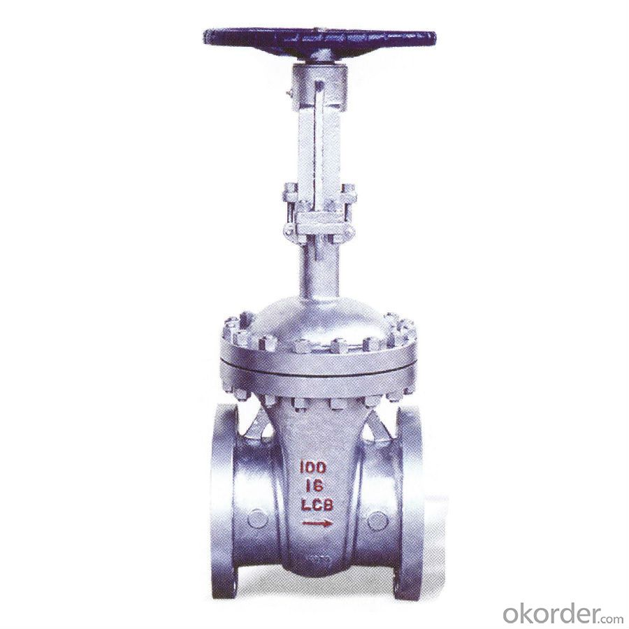 Gate Valve Made in China Ductile Iron for Wholesales