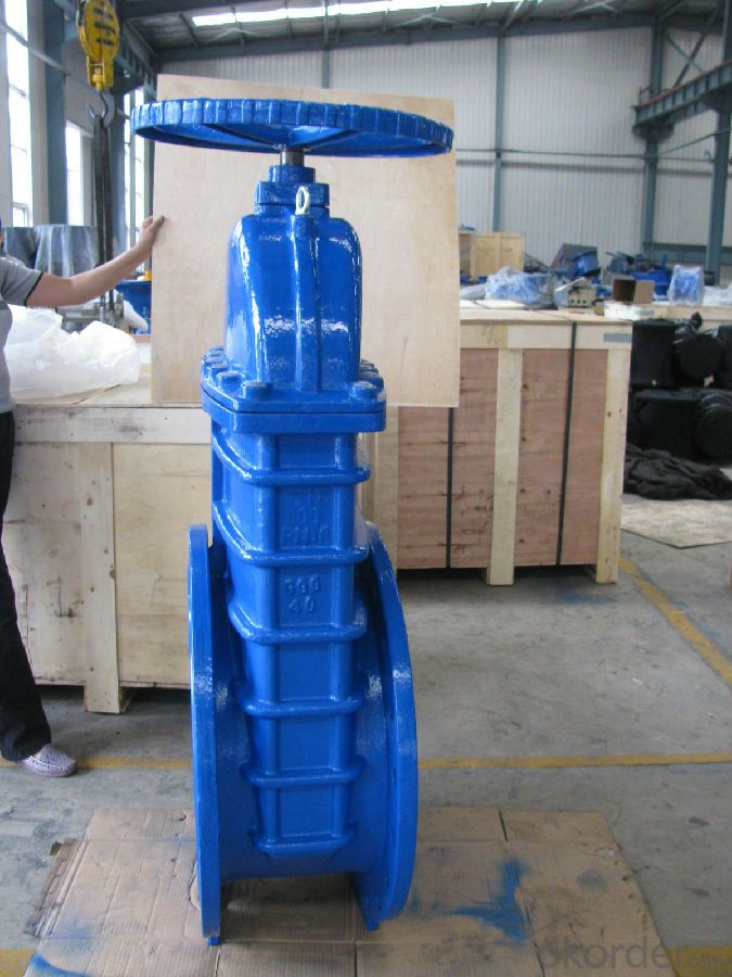 Ductile Iron Valve Wafer Ductile Iron Valve