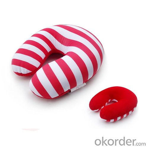 Most Comfortable Beads Pillow With Line Pattern