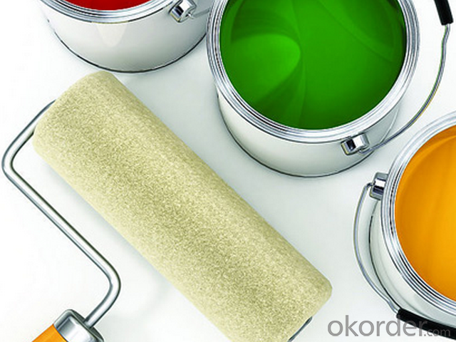 Aerosol Spray Paint - High Quality Red Insulation Spray Paint