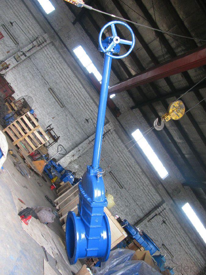 Ductile Iron Gate Valve Factory CNBM