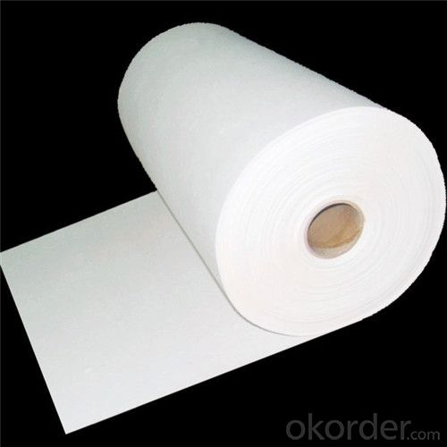Ceramic Fabric Sheet Corrosion Resistance