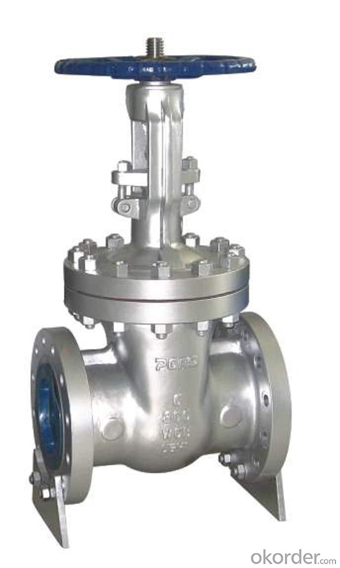Valve DN200 Non-rising BS5163 Made in China