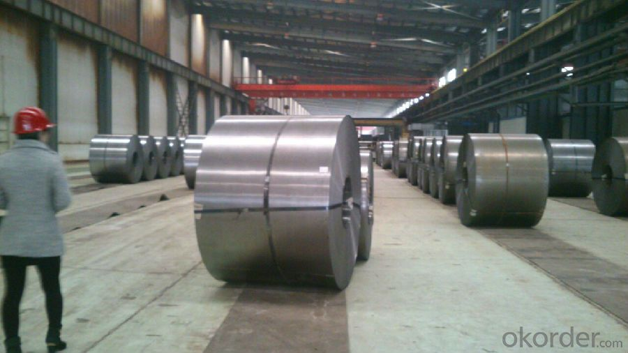 Hot Dip Galvanized Steel Coil Good Quality Zinc Coated Astm A653