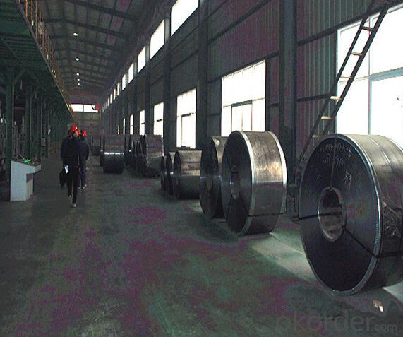 Full Hard SPCC-1B Cold Rolled Steel Coil
