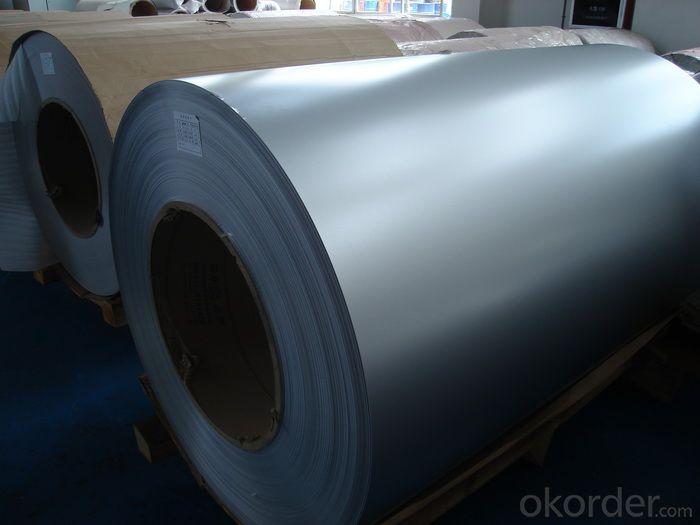 Aluminum coating sheet metal roofing material