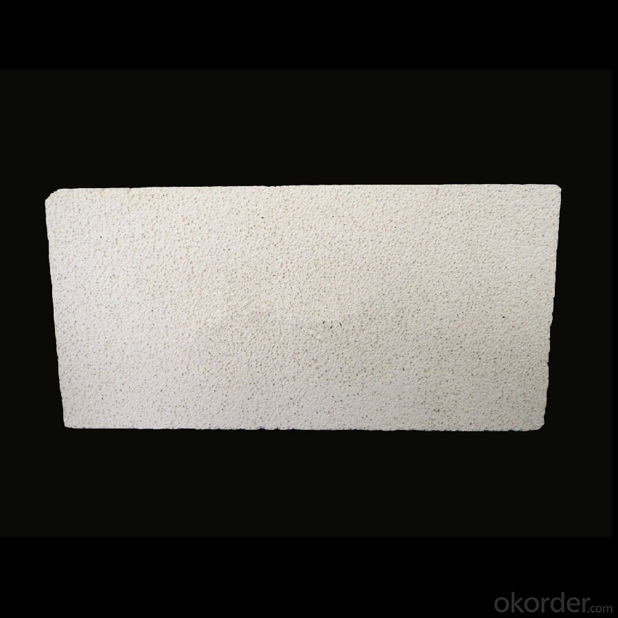 Fireclay Brick Excellent Mechanical Strength Good Refractoriness