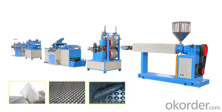 JSM-Automatic Drainage Plate Rolling Suction Machine