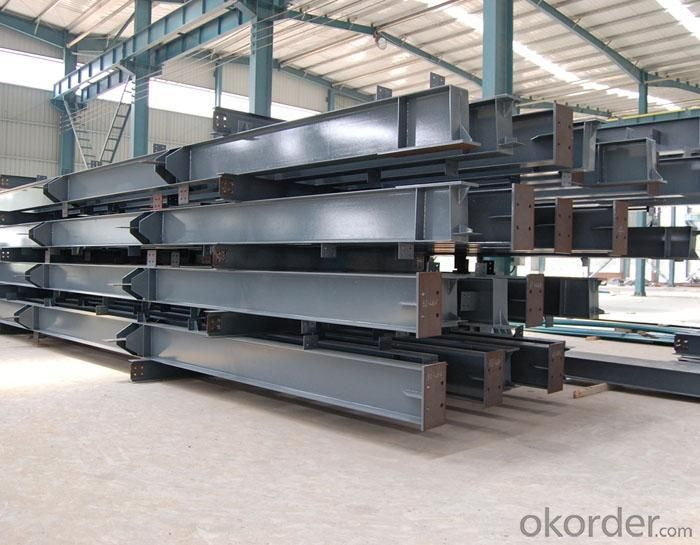 Prefabricated Steel Structure Industrial Buildings