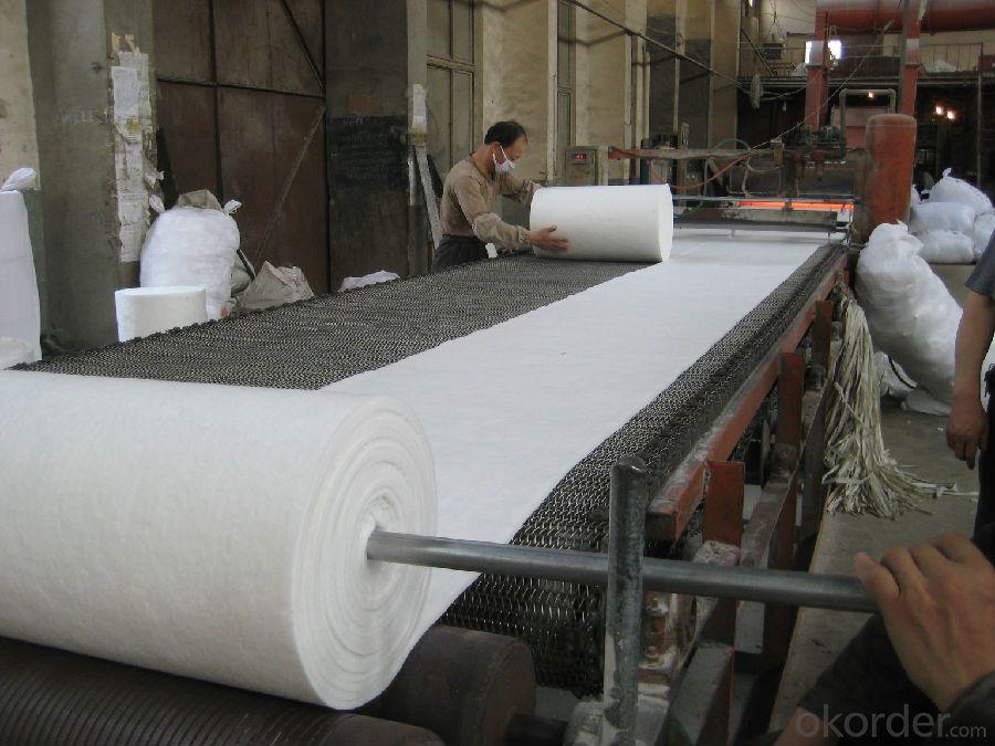 High Pure Heat Insulation Ceramic Fiber Blanket HZ