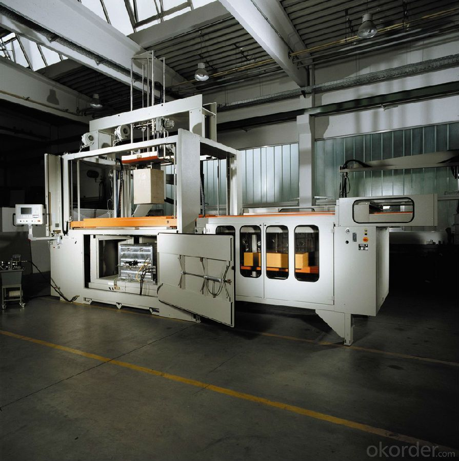 JSM-Fully Automatic Vacuum Plastic Forming Machine