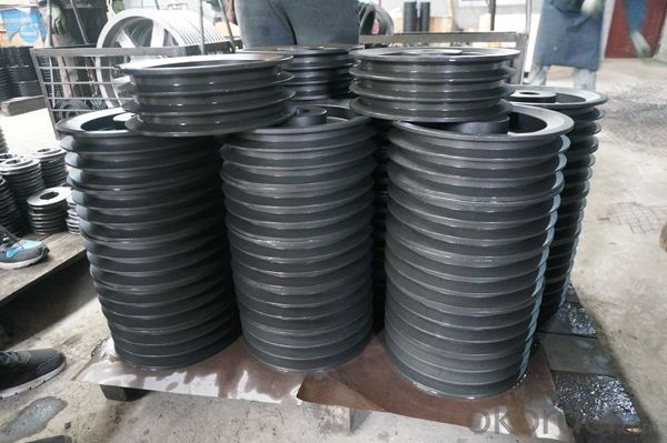 V-pulley ; Pulleys ; V belt pulleys SPZ,SPA,SPB,SPC