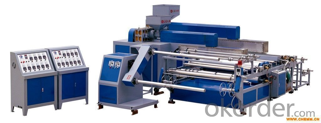 JSM Polyethylene Bubble Film Making Machine