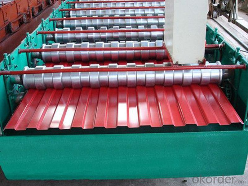 Color Coated Steel Coils/ Pre-painted Steel Coils/ Sheets /PPGI