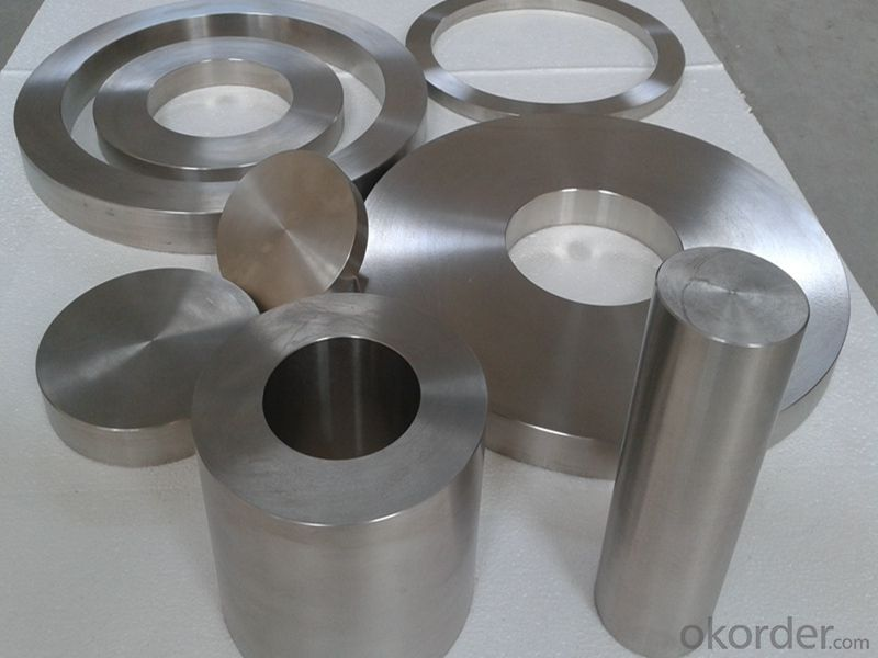 Titanium Forgings ASTM 381 Make To Order