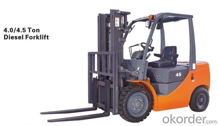 Electric Forklift for Sale FD40B-C1 from CNBM