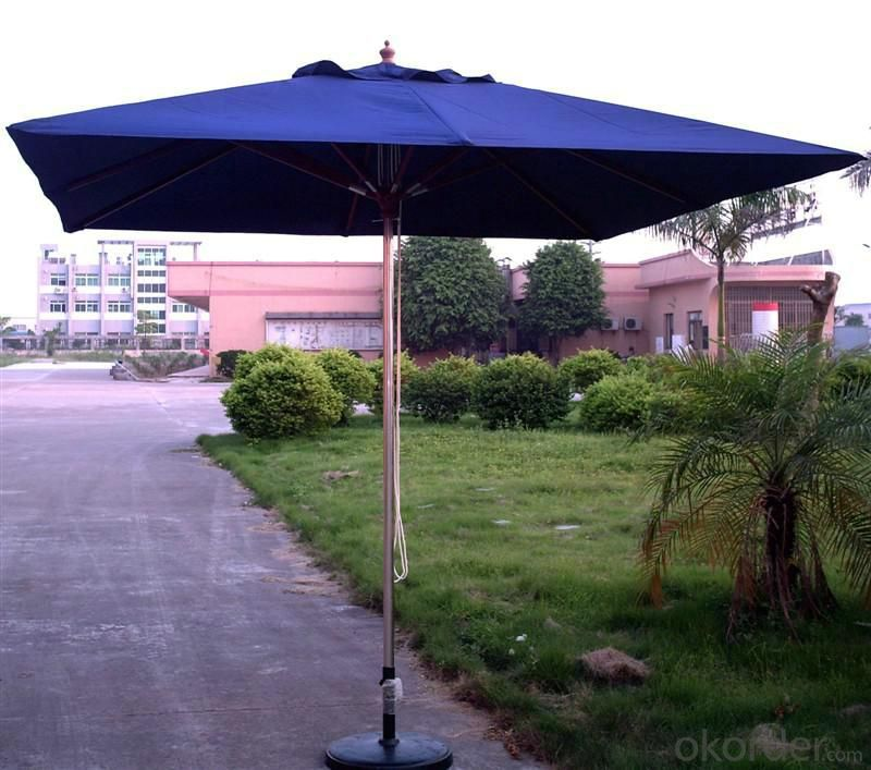 2015 New Designed Solar Charge USB Outdoor Umbrella