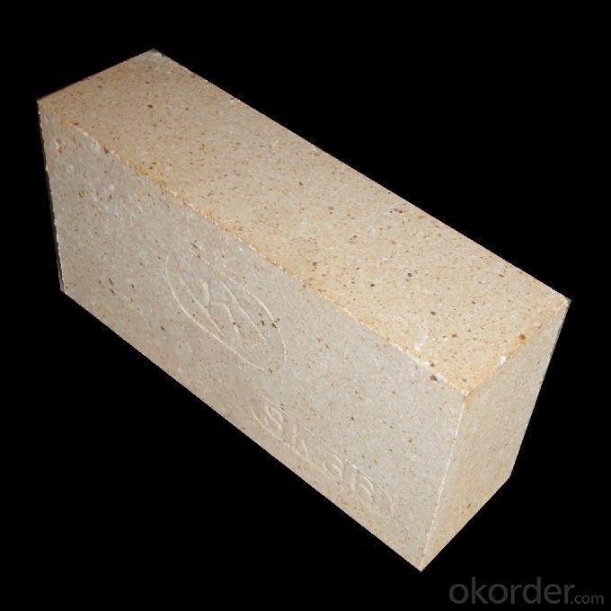 High Alumina Bricks UAL85 Good Refractoriness