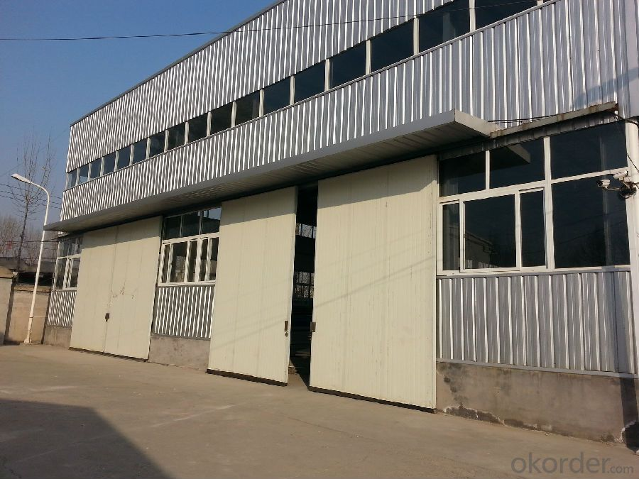 Sandwich Panel Prefabricated House Low Cost For Sale