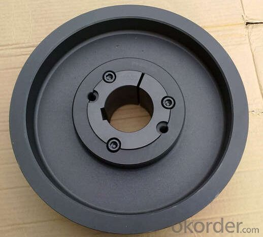Groove Cast Iron SPZ V-Pulley  CNC Machining V-Pulley