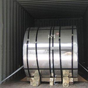 Hot dip Galvanized Steel Coil/GI/HDGI ASTM A653 0.13mm - 2.0mm