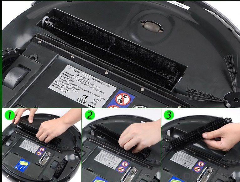 Cleanmate QQ2-LTV Robot Vacuum Cleaner