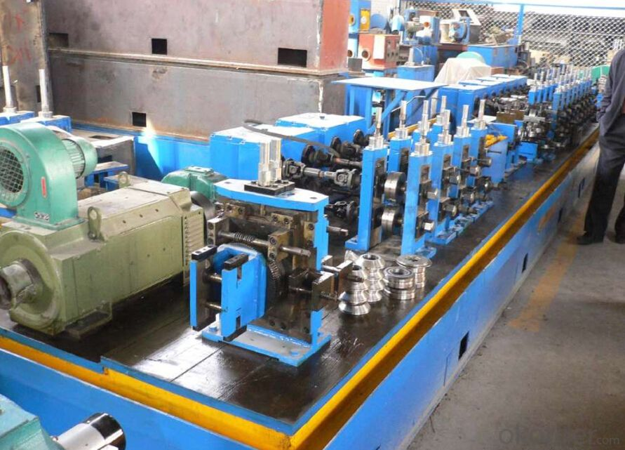 Steel Pipe Automatic Packing Machinery roll forming machine