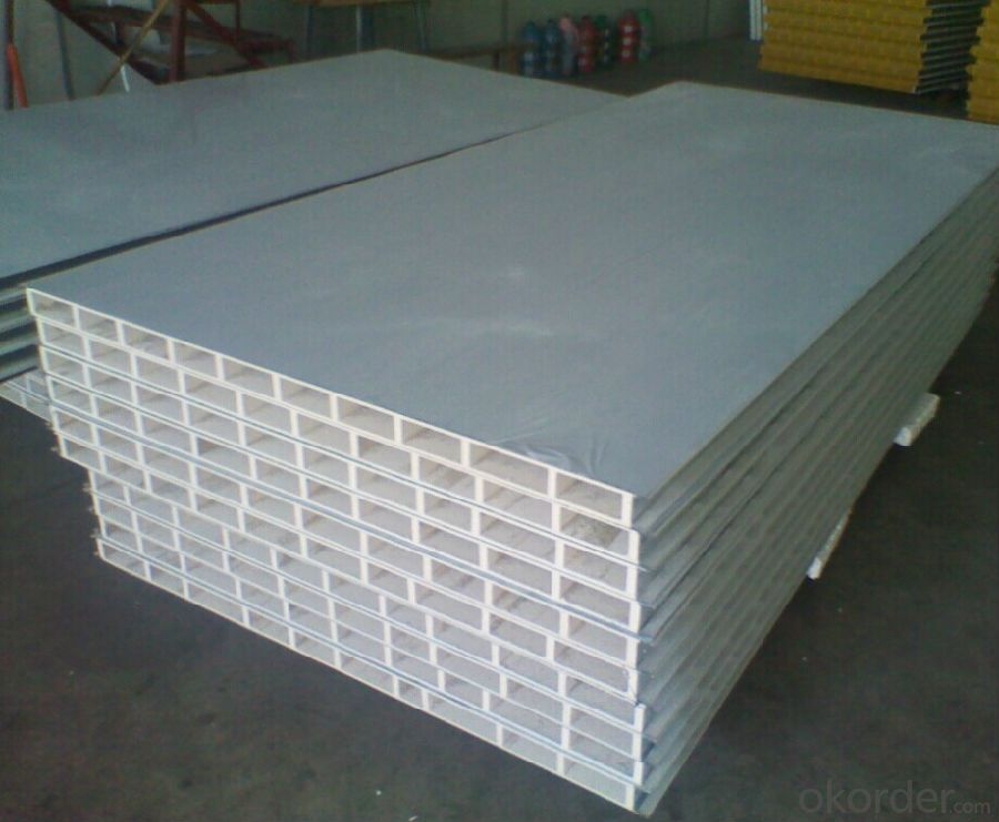 Steel Sandwich Panel Contruction Prefabricated House