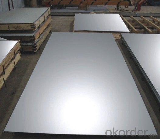 Stainless Steel Sheet 1.0mmx1220mmx2440mm