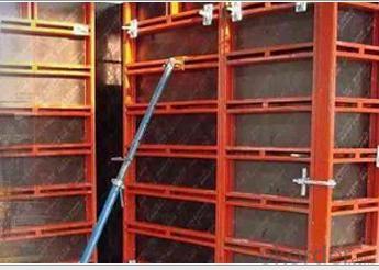 Construction grade black film faced plywood price