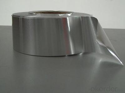 Aluminium Foil Tape Good Tensile Strength Stable Chemical Performance