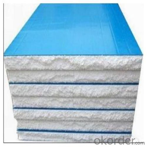 Polyurethane Sandwich Panels in High Quality