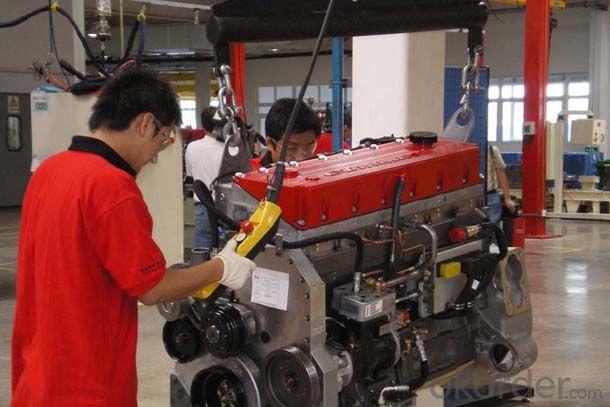 300KVA / 250KW Industrial Cumins Diesel Generator Set