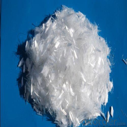 High Strength Polypropylene Fiber PP Fiber for Consturction