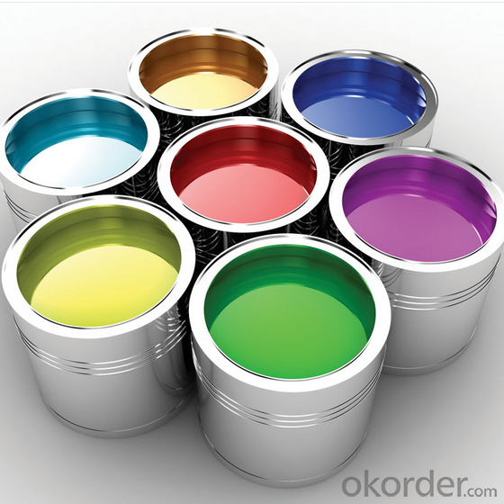 Epoxy Polyester Electrostatic Powder Paint
