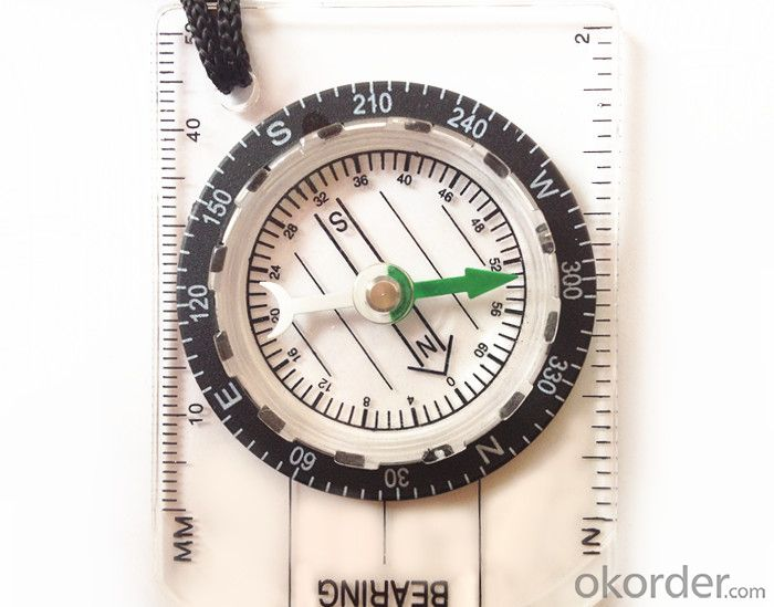 Mini Mapping Scale Compass for Surveying