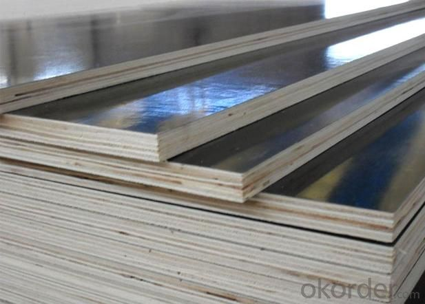 Brown Film Faced Shuttering Construction Plywood(logo available