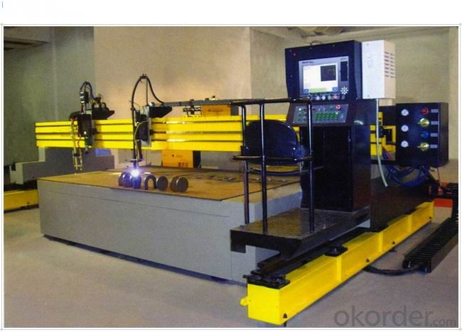 SP - CNC Laser Cutting Machine