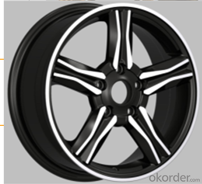 Replica Alloy Wheel for KIA 15inch Wholesale