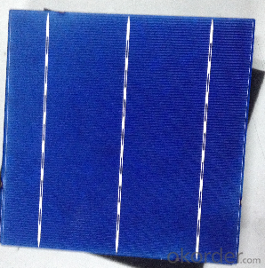 Poly Solar 156mmx156mm Cells from CNBM Solar