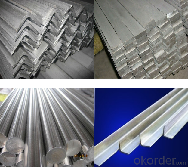 High Quality Stainless Steel Profile with Better Price 316