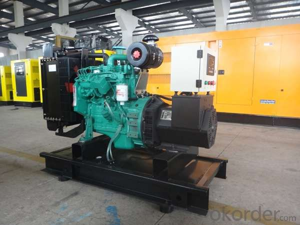 Cummins International Service 750kva Generator,600kw Diesel Generator Set