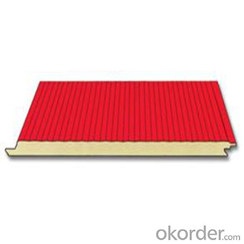 EPS Sandwich Panels in High Quality for Roof